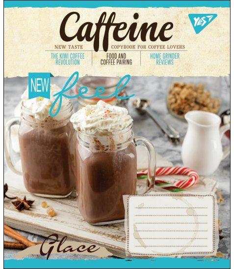А5/18 кл. YES CAFFEINE, зошит учнів.