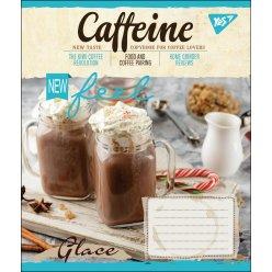 А5/96 кл. YES CAFFEINE, зошит дя записів