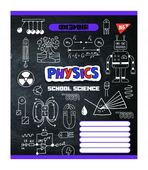 Зошит А5 48 YES (Doodle Board) Набір 8 Видів - фото 8 з 8
