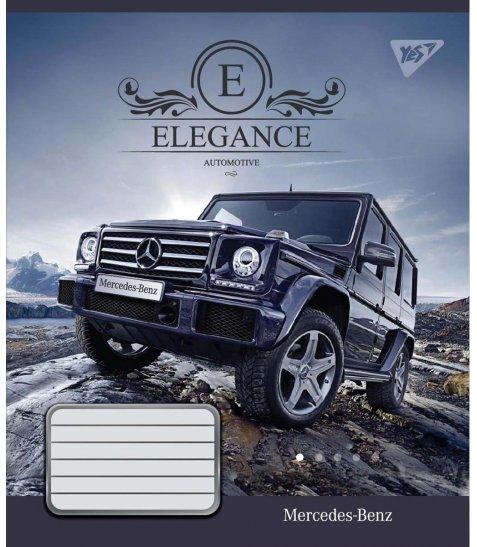 Зошит А5 60 Лін. YES Elegance
