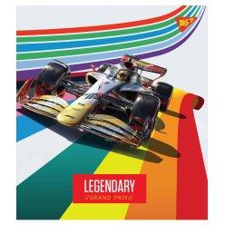 Зошит А5 18 Кл. YES Grand Prix