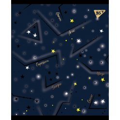 Зошит А5 18 Лін. YES Cosmic System