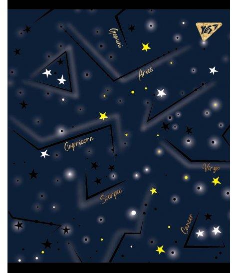 Зошит А5 24 Кл. YES Cosmic System - фото 1 з 5