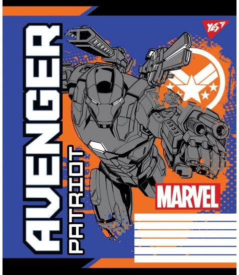 А5/12 лін. YES Avengers. Legends, зошит учнів.