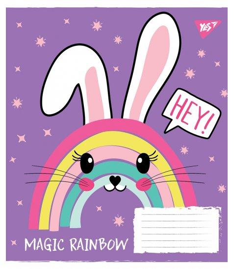А5/12 лін. YES Little magic, зошит учнів.