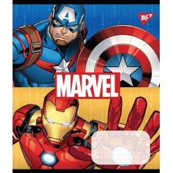 Зошит А5 12 Кос. YES Avengers. Double Power