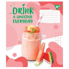Зошит А5 24 Кл. YES Smoothie