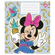 Тетрадь А5 12 Лин. YES Minnie Fun