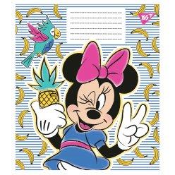 А5/12 кос. YES Minnie fun, тетрадь учен.