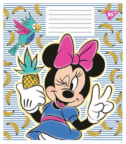 Зошит А5 12 Кос. YES Minnie Fun