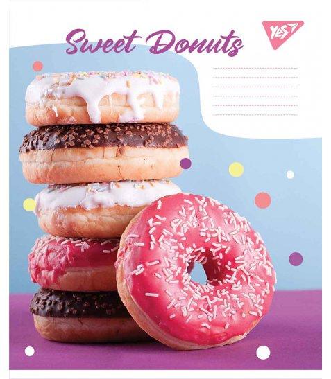 Зошит А5 36 Кл. YES Candy - фото 4 з 5