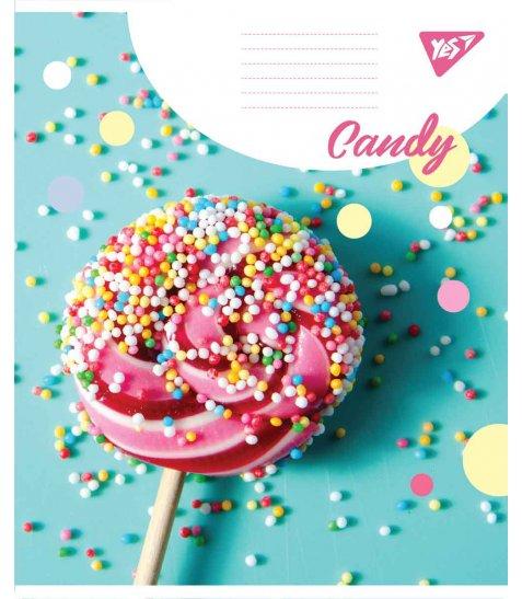 Зошит А5 36 Кл. YES Candy - фото 5 з 5