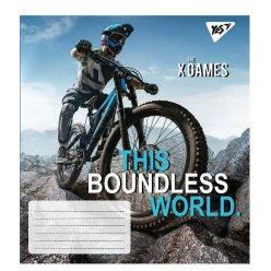 А5/48 лин. YES The boundless world, тетрадь для записей