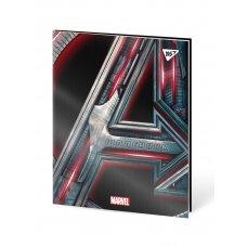 """Щоденник шкільний YES інтегральний """"Marvel.Avengers"""" ірідіум"""