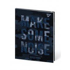 """Щоденник шкільний YES жорсткий """"Noise"""" софт-тач, конгрев"""