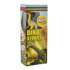"""Набір для дитячої творчості """"Dino stories 2"""", розкопки динозаврів"""