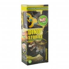 """Набір для дитячої творчості """"Dino stories 4"""", розкопки динозаврів"""
