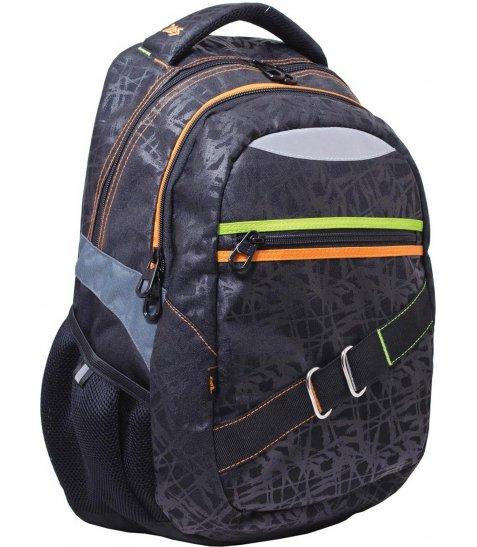 """Рюкзак для підлітків YES  Т-23 """"Discovery"""", 42*32*21см - фото 1 з 1"""