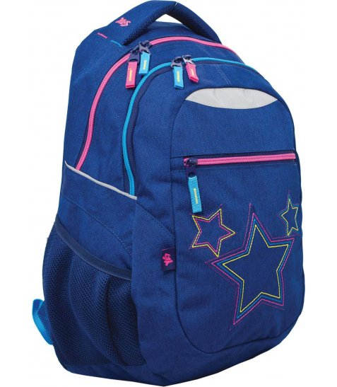 """Рюкзак для підлітків YES  Т-23 """"Stars"""", 42*32*21см"""