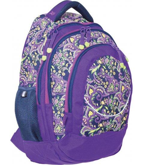 """Рюкзак для підлітків YES  Т-14 """"Roxy"""", 46.5*33*15см"""