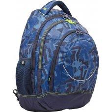 """Рюкзак для підлітків YES  Т-14 """"Graffity"""", 46.5*33*15см"""