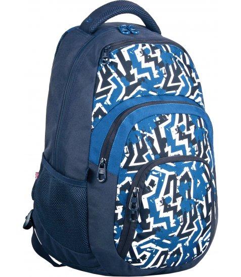 """Рюкзак для підлітків YES  Т-25 """"Cool"""", 47*24.5*18см - фото 1 з 5"""