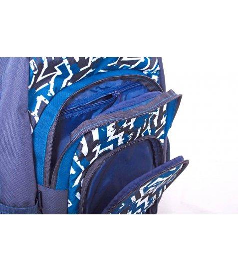 """Рюкзак для підлітків YES  Т-25 """"Cool"""", 47*24.5*18см - фото 5 з 5"""