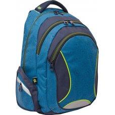 """Рюкзак для підлітків YES  Т-24 """"Navy"""", 42*32*23см"""