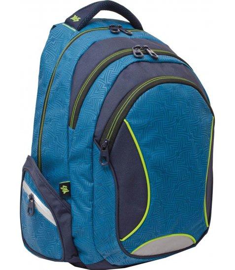 """Рюкзак для підлітків YES  Т-24 """"Navy"""", 42*32*23см - фото 1 з 1"""