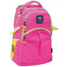 """Рюкзак для підлітків YES  Х231 """"Oxford"""", рожевий, 31*13*47см"""
