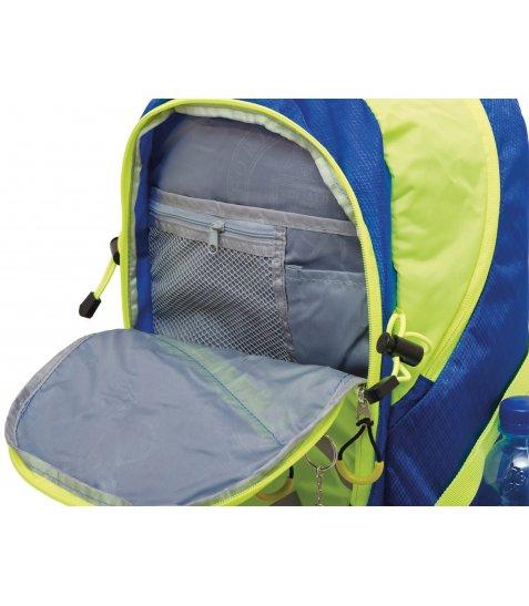 """Рюкзак для підлітків YES  Х232 """"Oxford"""", синій, 30*18.5*49см"""