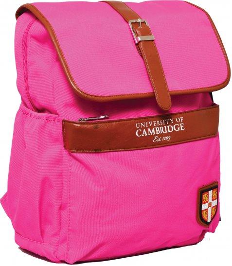 """Рюкзак для підлітків YES  CA071 """"Cambridge"""", рожевий, 29*13*35.5см"""