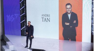 Андре Тан & бренд «YES» продемонстрували нову колекцію шкільних рюкзаків 2021